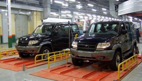 Минобороны Украины анонсировало разработку автомобилей на замену УАЗ
