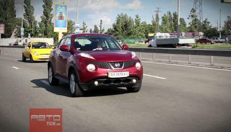 Видео тест-драйв Nissan Juke