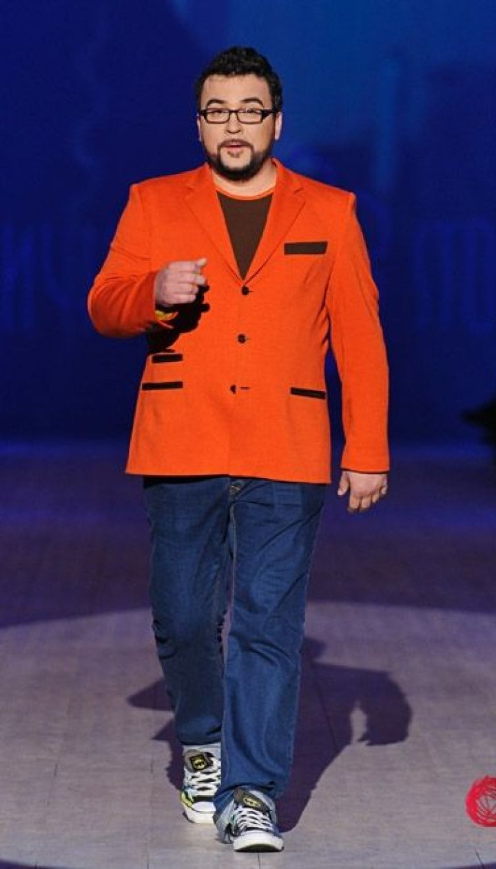 "Спецпроект канала ""1+1"" Fashion в прямом эфире, Руслан Сеничкин @ fashionweek.ua"