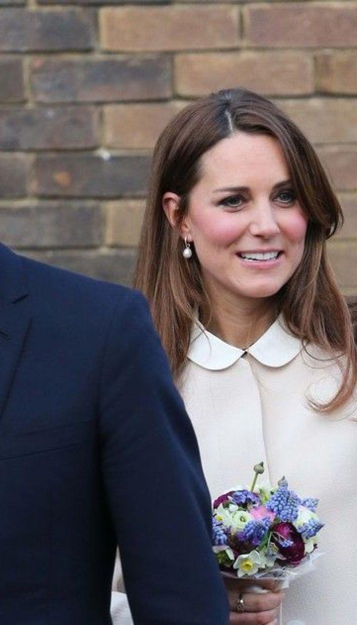 Принц Уильям и герцогиня Кэтрин @ East News