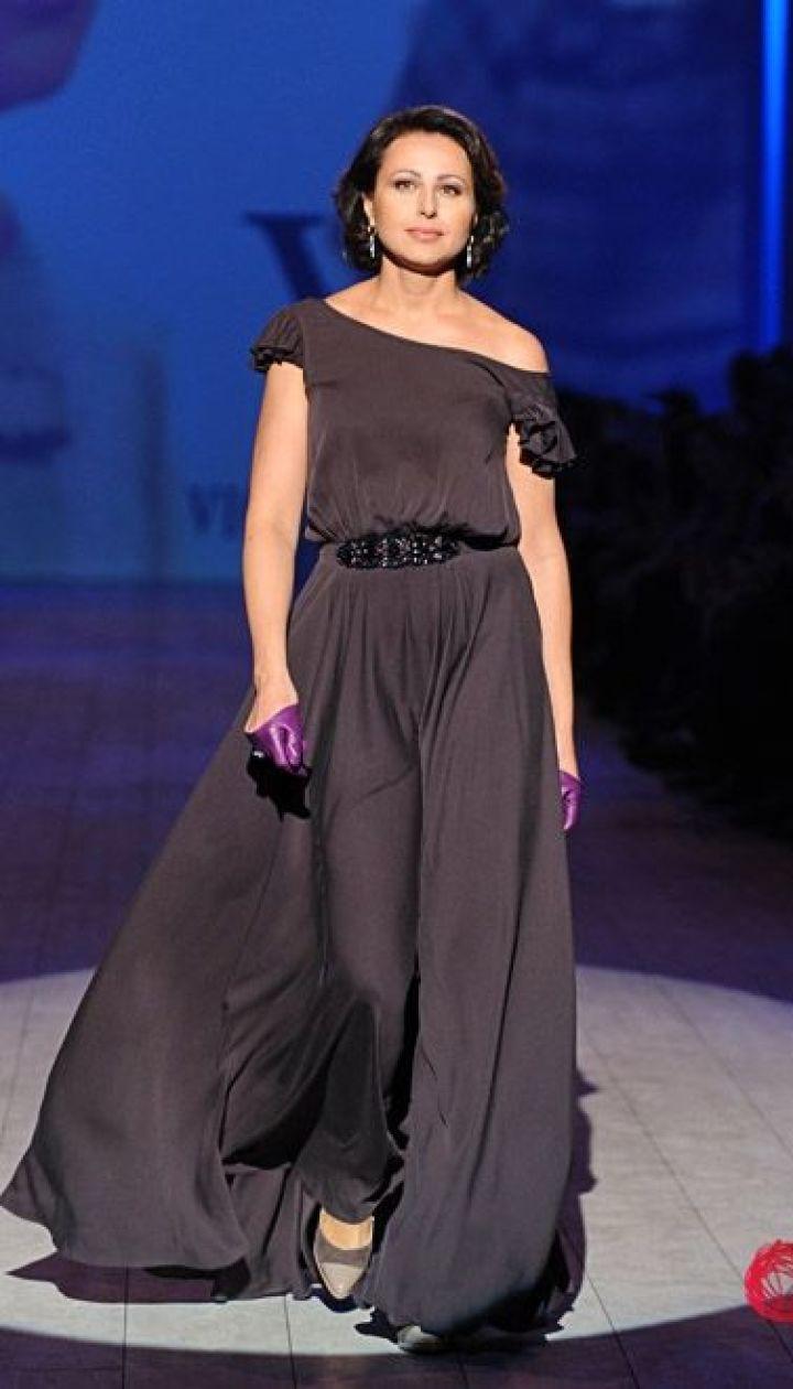 "Спецпроект канала ""1+1"" Fashion в прямом эфире, Наталья Мосейчук @ fashionweek.ua"