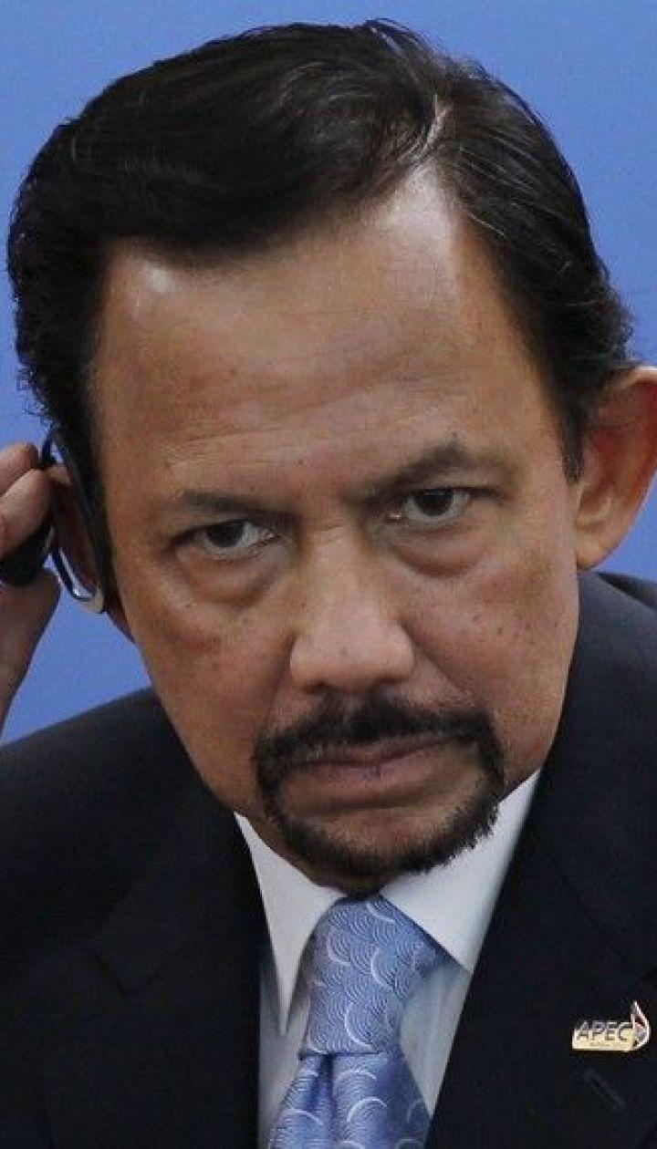 Султан Брунея @ East News