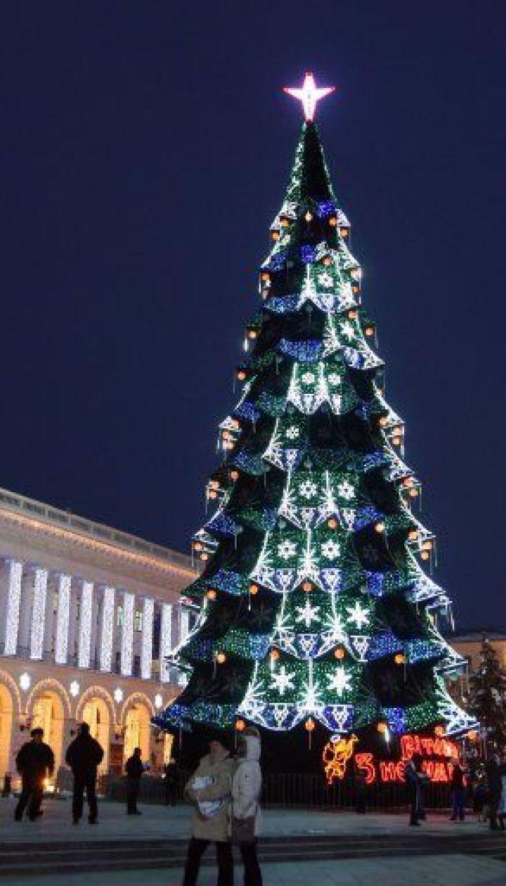 фото: Владимир Гонтар / Киев. Новогодняя елка 2012 @ УНІАН