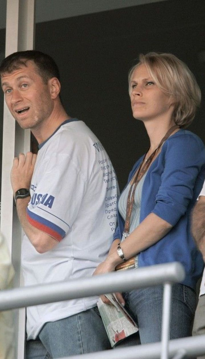Роман и Ирина Абрамович @ East News