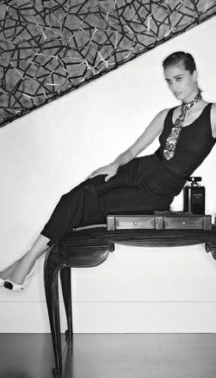 Рекламная кампания круизной коллекции Chanel