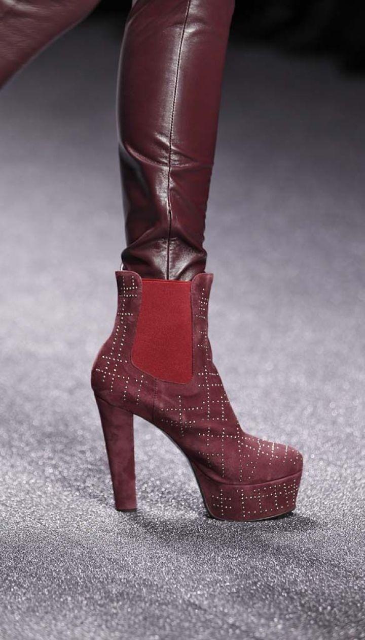 Какая обувь в моде осенью 2013 рекомендации