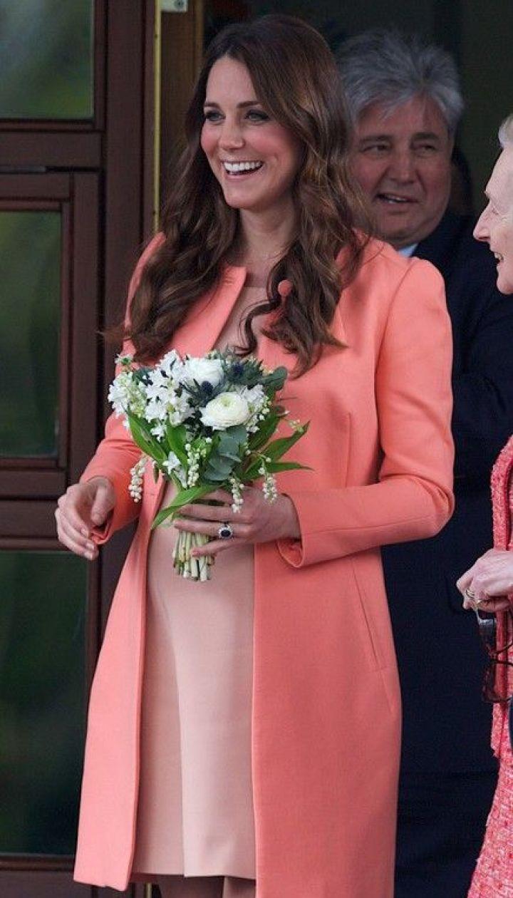 Герцогиня Кембриджская Кэтрин: лучшие выходы беременной супруги принца Уильяма @ East News