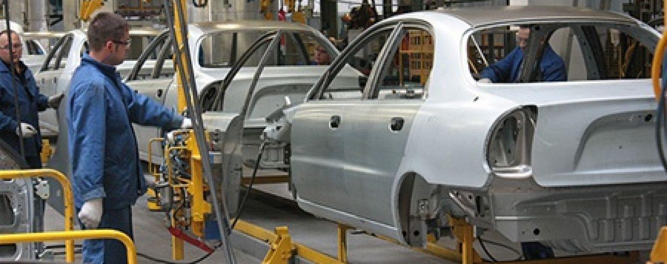 Украинский автопром в мае обрушился на 40%