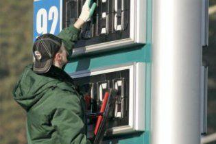 В Киеве цены на бензин снизились на 5-30 копеек