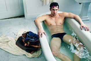 Louis Vuitton рекламирует олимпийский рекордсмен