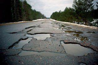 Украина поднимется в рейтинге качества дорог только через 59 лет
