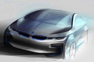 Баварцы представят двухдверный шоу-кар BMW i4