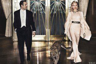 Скарлетт Йоханссон в соблазнительном фотосете для Vogue