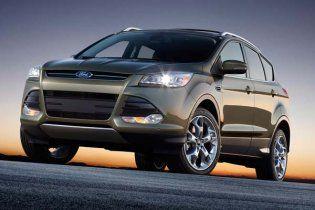 Ford отозвал кроссоверы Escape в третий раз