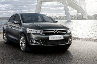 Бюджетный седан Citroen C-Elysée едет в Украину