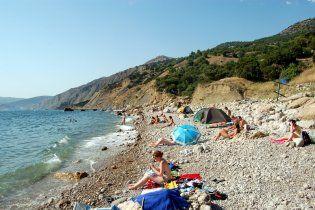 10 лучших пляжей Крыма