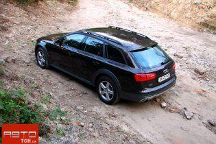 Тест-драйв Audi A6 AllroadQuattro: Умеренная вседозволенность
