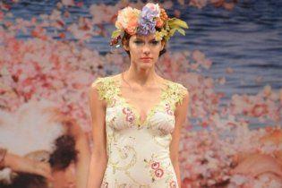 Свадьба осенью: какие платья в моде