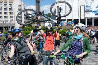 Выходные в Киеве: День города, велопробег и выставка экзотических кошек