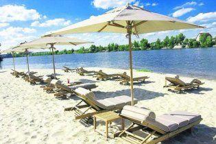В Киеве стартует пляжный сезон