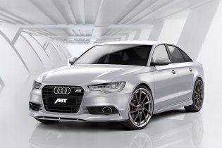Немцы довели до ума Audi A6