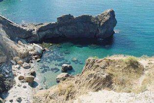 Пляж на мысе Фиолент назвали самым опасным