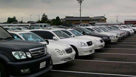 Користувачів автомобілів на іноземній реєстрації чекають нові побори