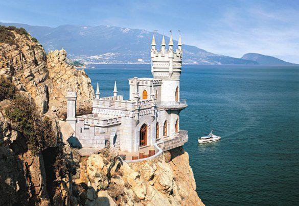 Дворцы Южного берега Крыма_11