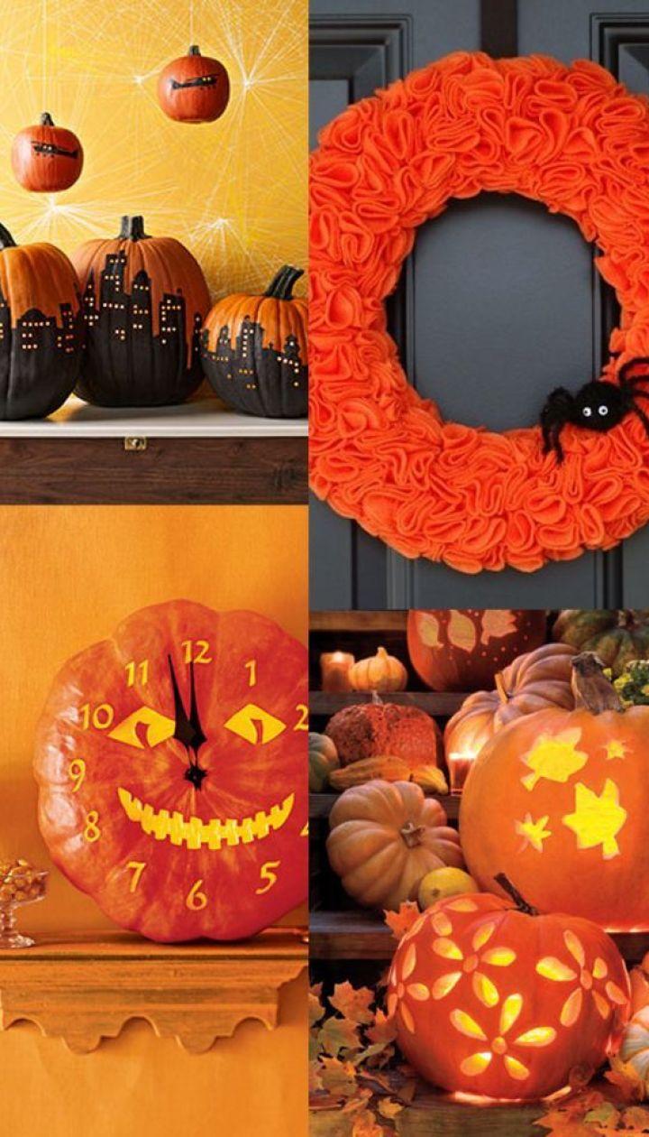Как украсить к хеллоуину своими руками фото 50