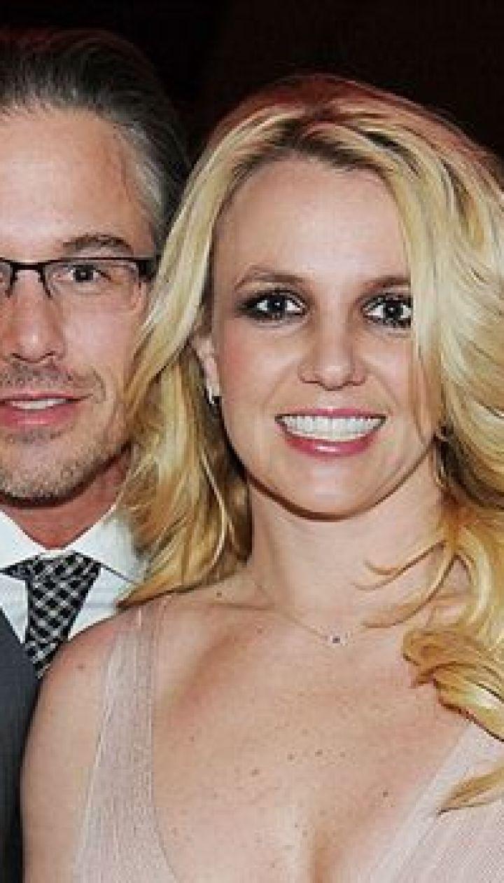 Бритни Спирс с женихом
