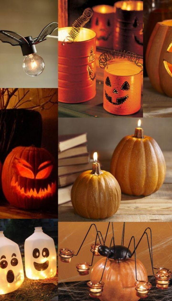 Как украсить к хеллоуину своими руками фото 461