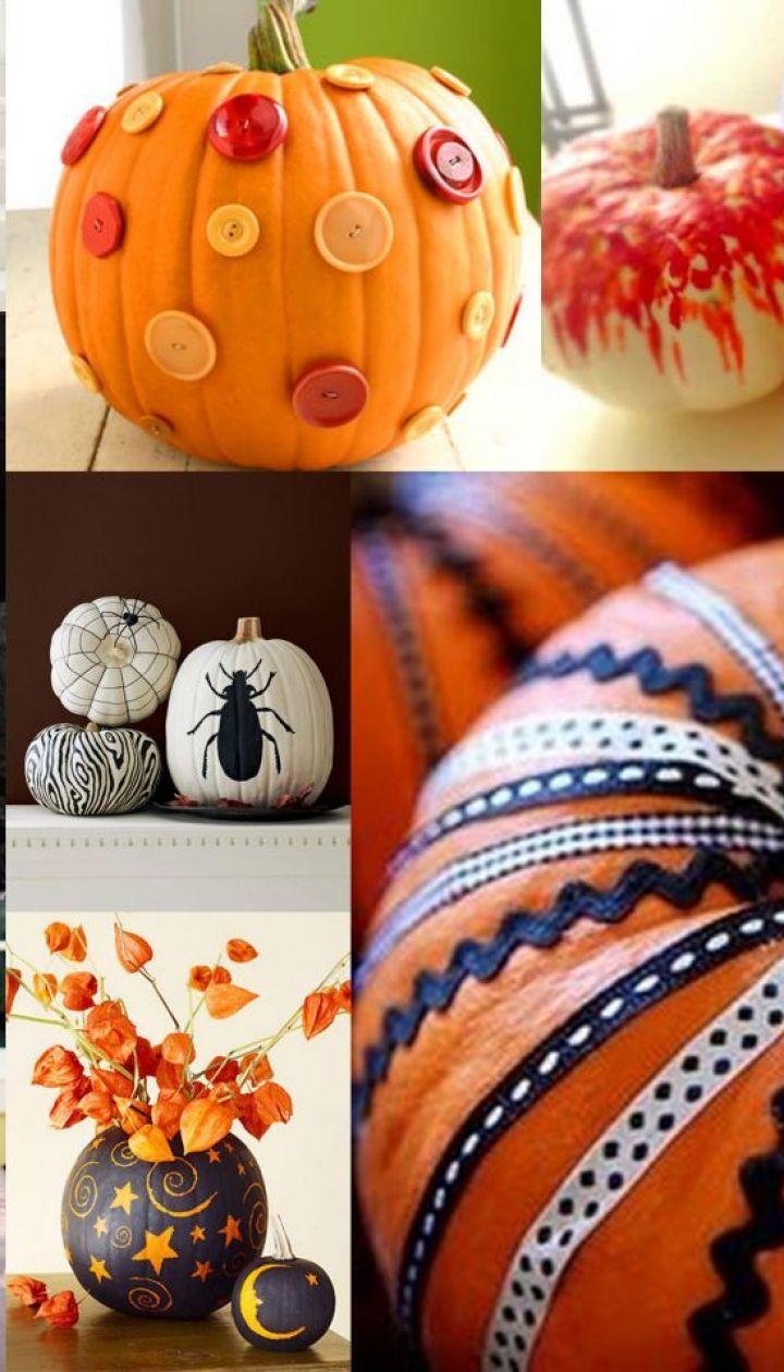 Как украсить к хеллоуину своими руками фото 841