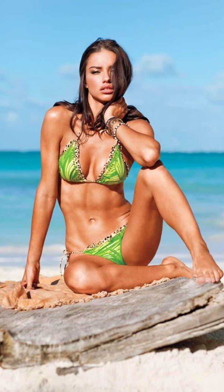 Модели на пляже фото