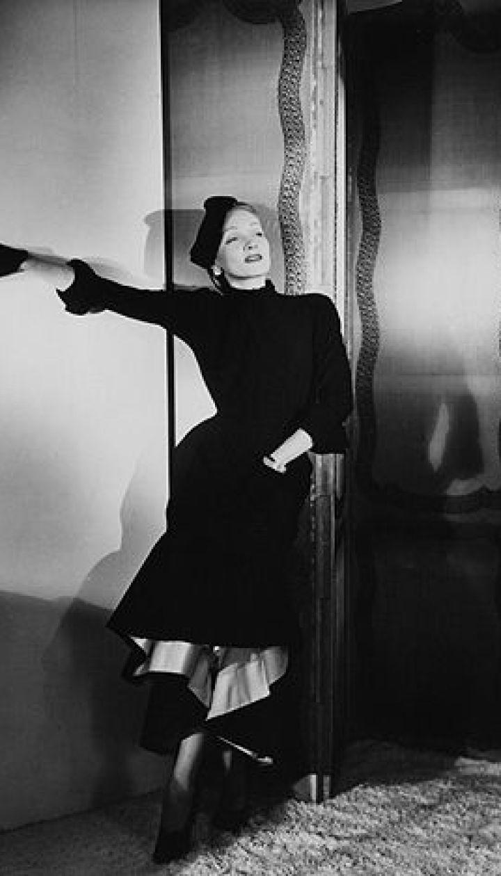 Марлен Дитрих в 1947 году @ Spletnik.ru