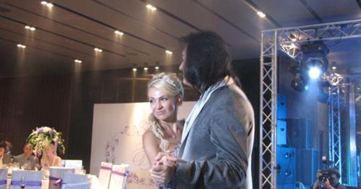 Яна танцевала с Киркоровым @ tv.ua
