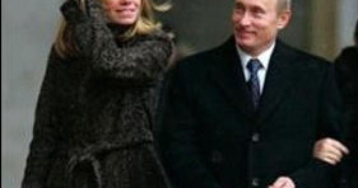 Семья Владимира Путина