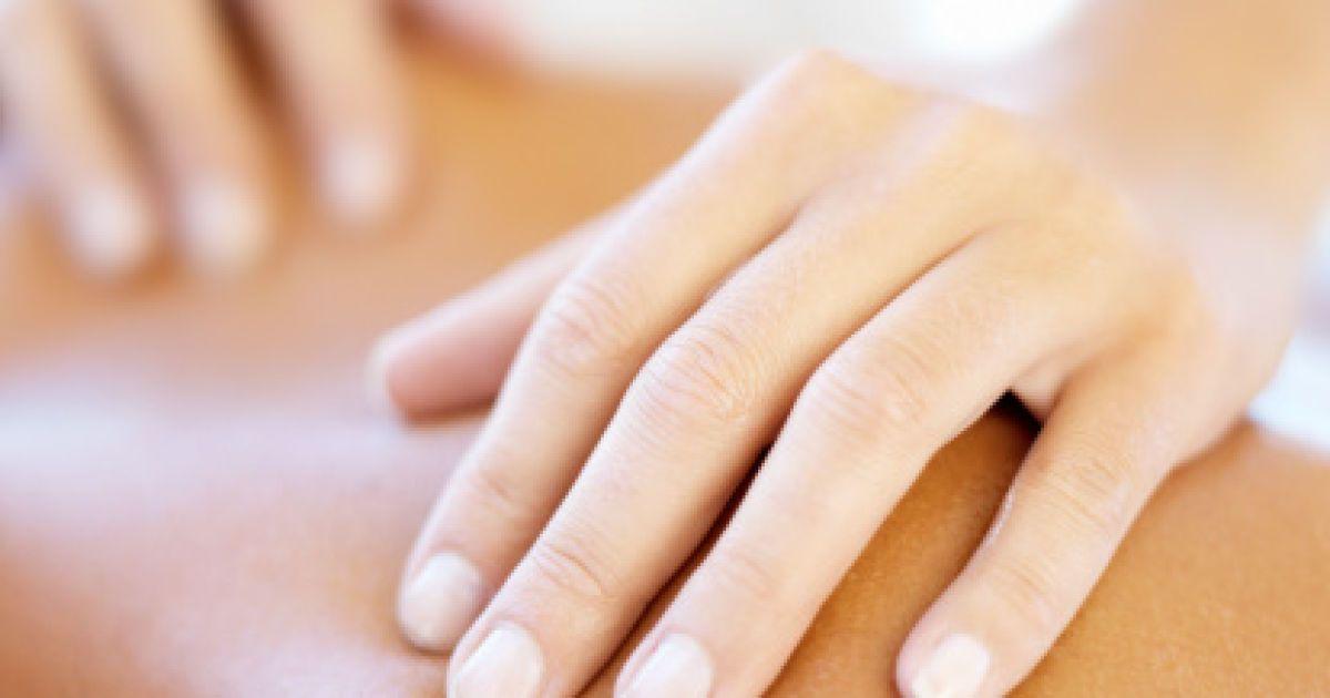 Неожиданный секс на масаже