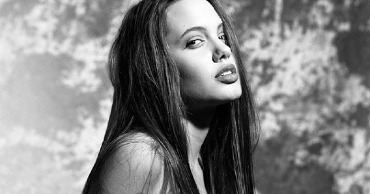 Анджелина джоли эротическая фотосессия