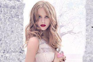 Сказочная принцесса Фрида Густавссон в фотосете для Nina Ricci