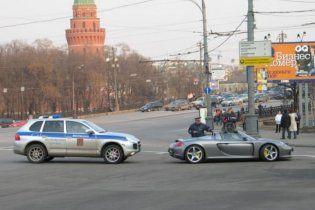 Российских губернаторов лишили полицейского сопровождения
