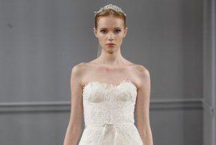 Свадебная мода будущей весны
