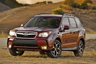 В США растет спрос на Subaru