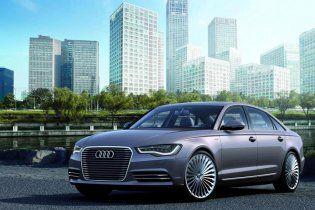 Audi представит концептуальную модель A6 Sportback e-tron