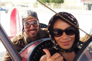 Экстремальный отдых Гайтаны в Эмиратах