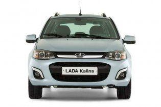 В Сети появились фотографии обновленного салона новой Lada Kalina
