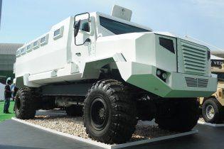 """""""АвтоКрАЗ"""" представил новый бронетранспортер"""
