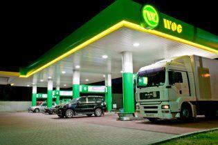 Популярная украинская АЗС подняла цены на все виды топлива