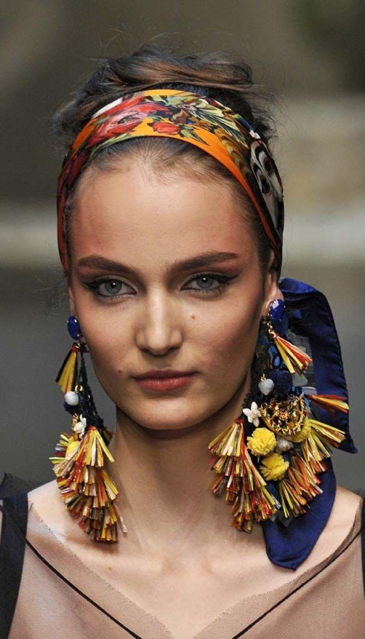 Dolce&Gabbana прет-а-порте сезона весна-лето 2013 @ East News