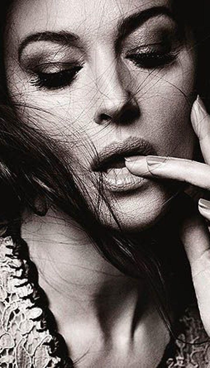 Как в молодости выглядела Моника Беллуччи (18 фото)