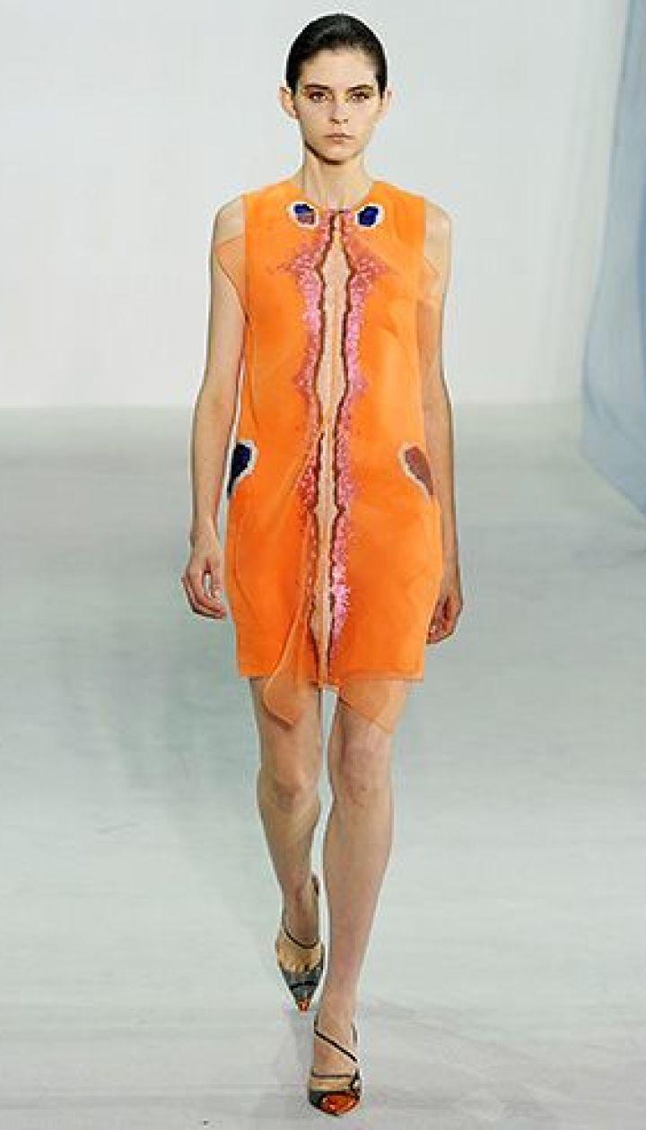 Christian Dior прет-а-порте весна-лето 2013 @ East News